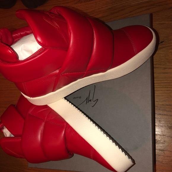 Mens Giuseppe Zanotti Designer Shoes